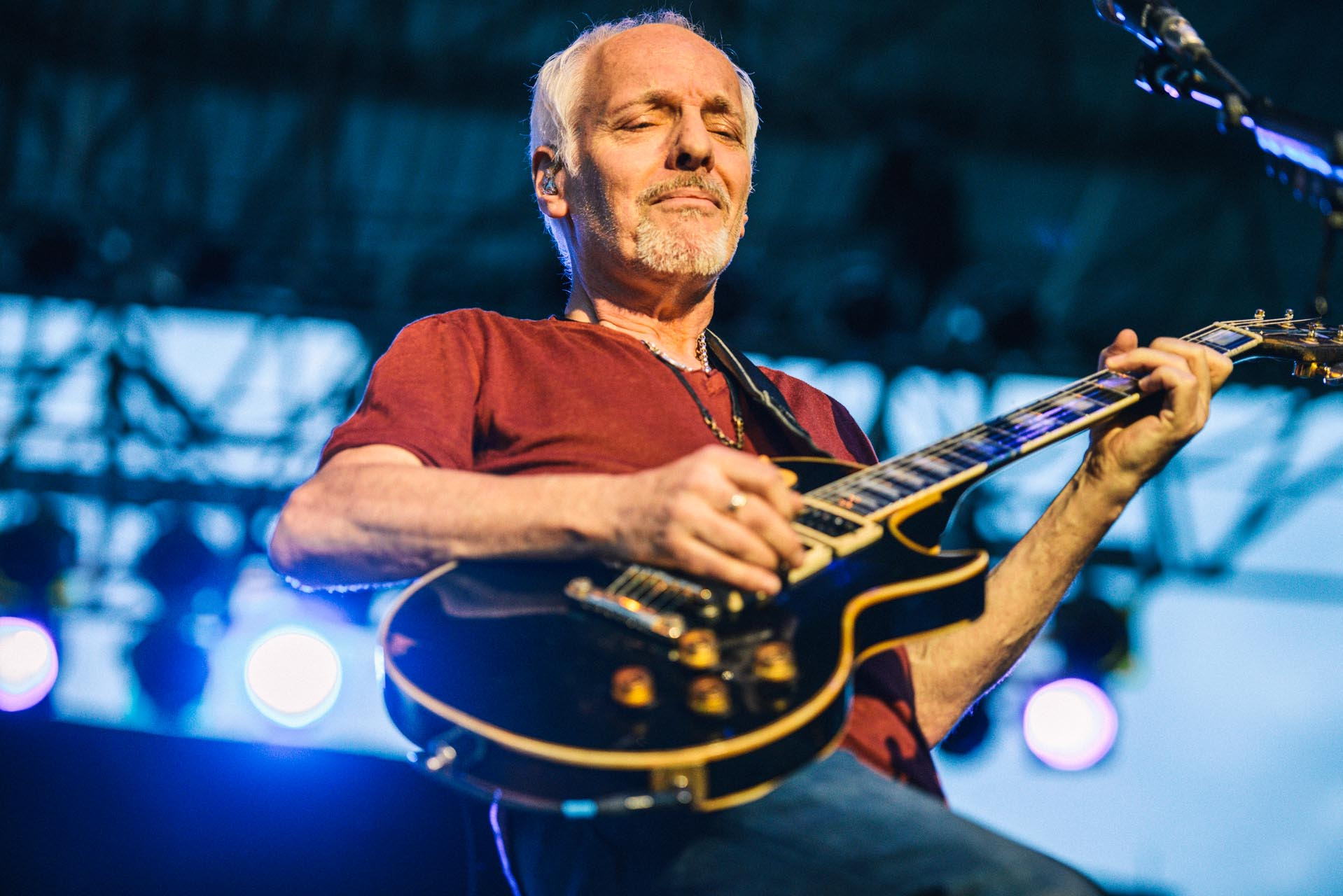 Peter Frampton Live Indianapolis The Lawn White River State Park 2013 15