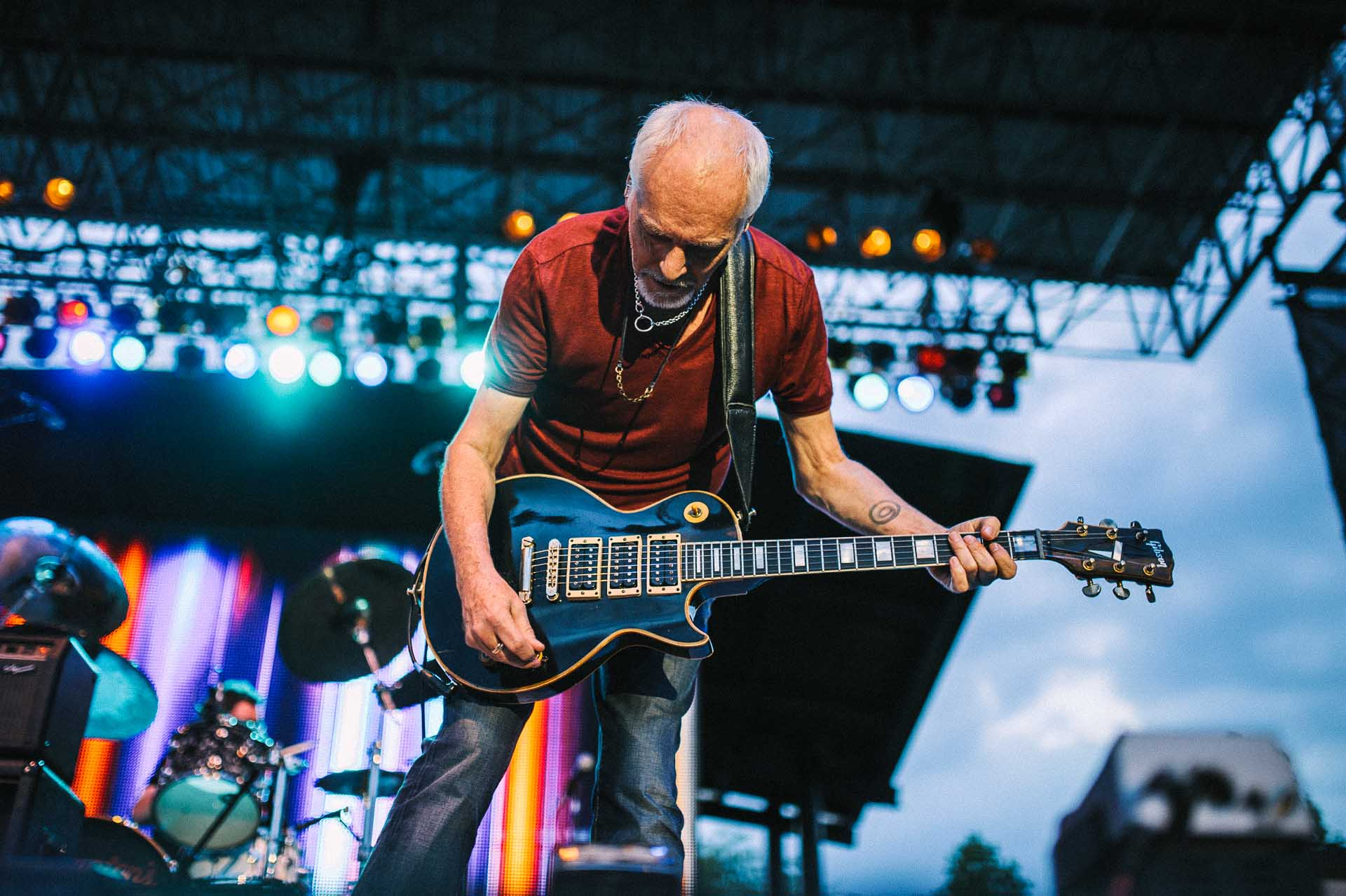 Peter Frampton Live Indianapolis The Lawn White River State Park 2013 18