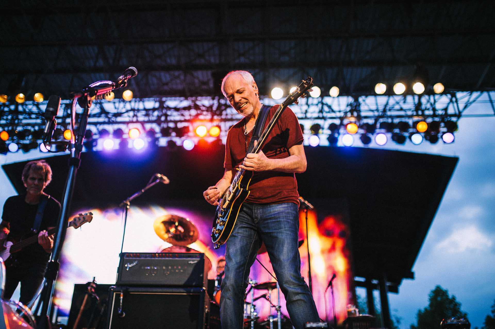 Peter Frampton Live Indianapolis The Lawn White River State Park 2013 22