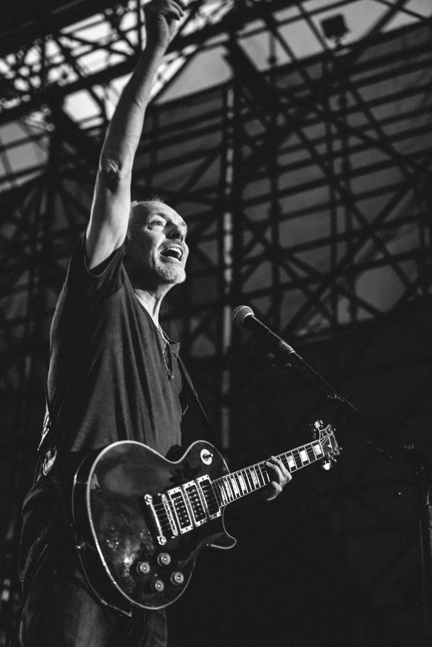 Peter Frampton Live Indianapolis The Lawn White River State Park 2013 29