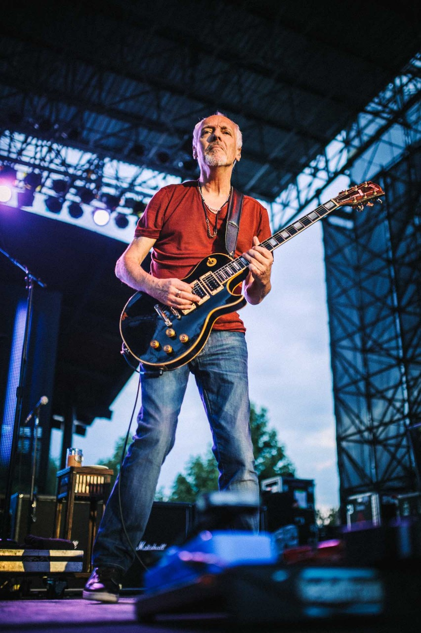 Peter Frampton Live Indianapolis The Lawn White River State Park 2013 30
