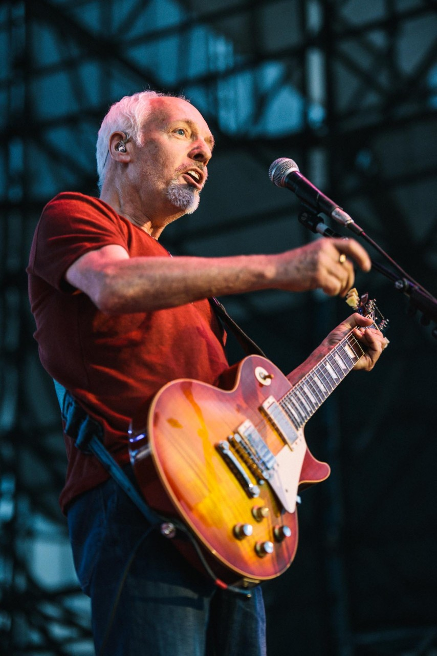 Peter Frampton Live Indianapolis The Lawn White River State Park 2013 38