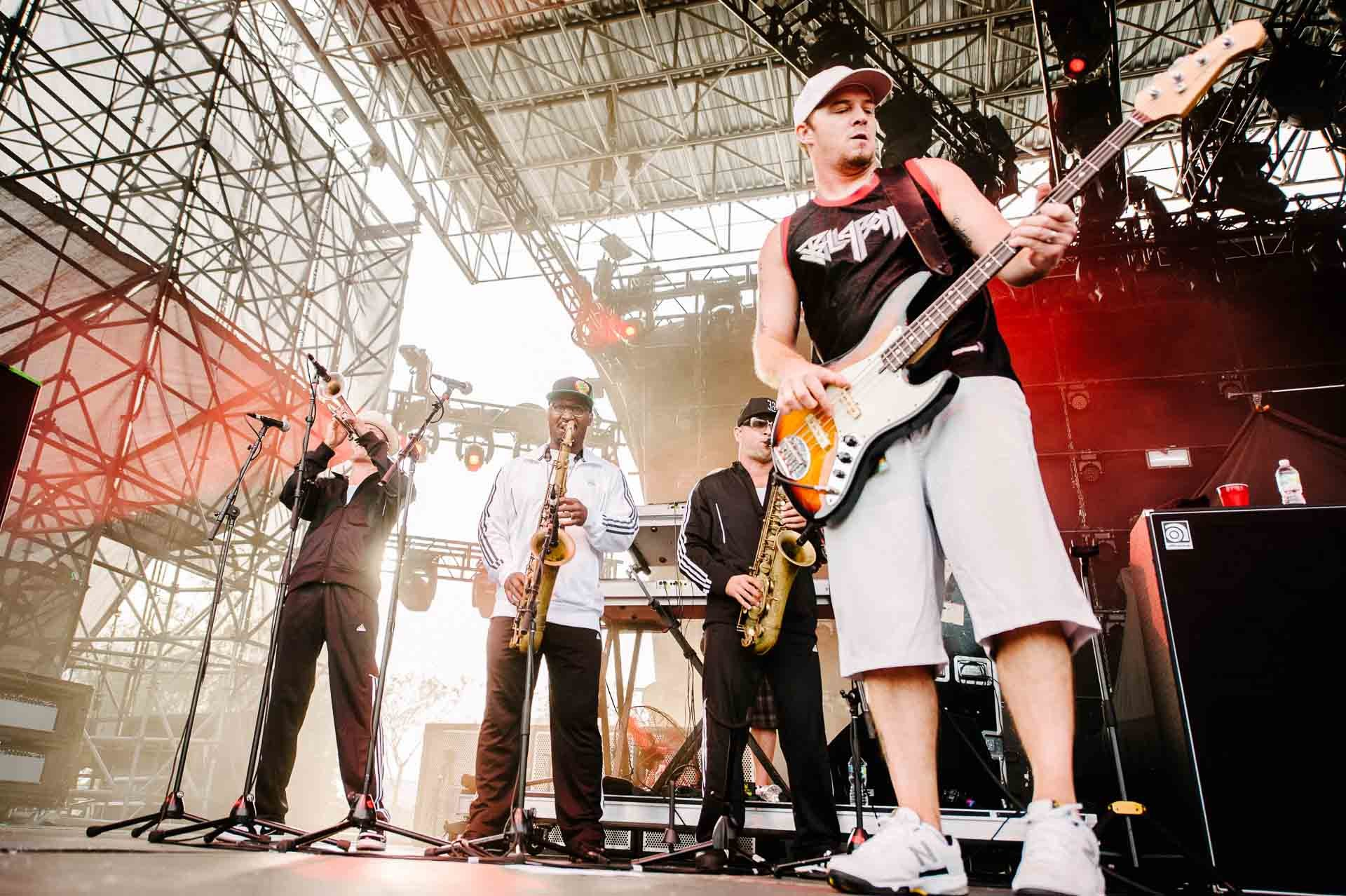 Slightly Stoopid Live The Lawn White River State Park Indianapolis 081412 29