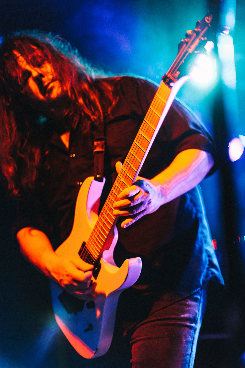 Symphony X Live Bottom Lounge Chicago 2011 21