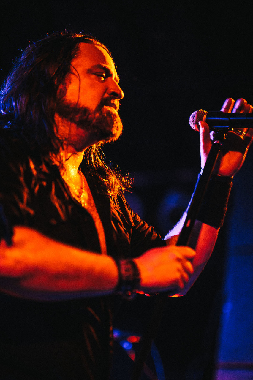 Symphony X Live Bottom Lounge Chicago 2011 25