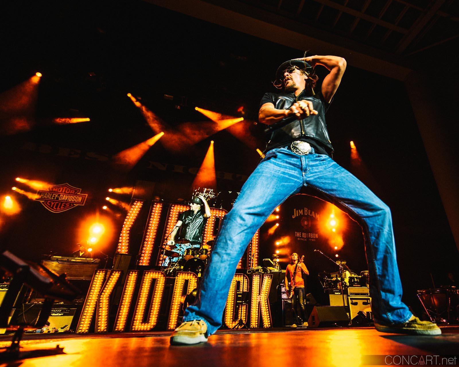 Kid Rock photo by Sean Molin 42