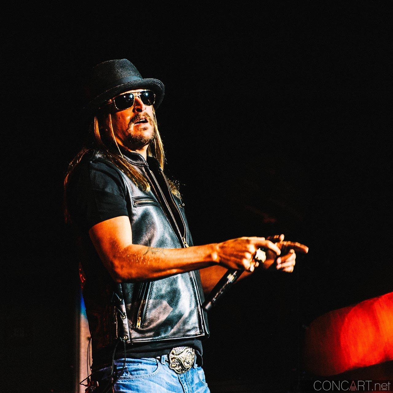 Kid Rock photo by Sean Molin 38
