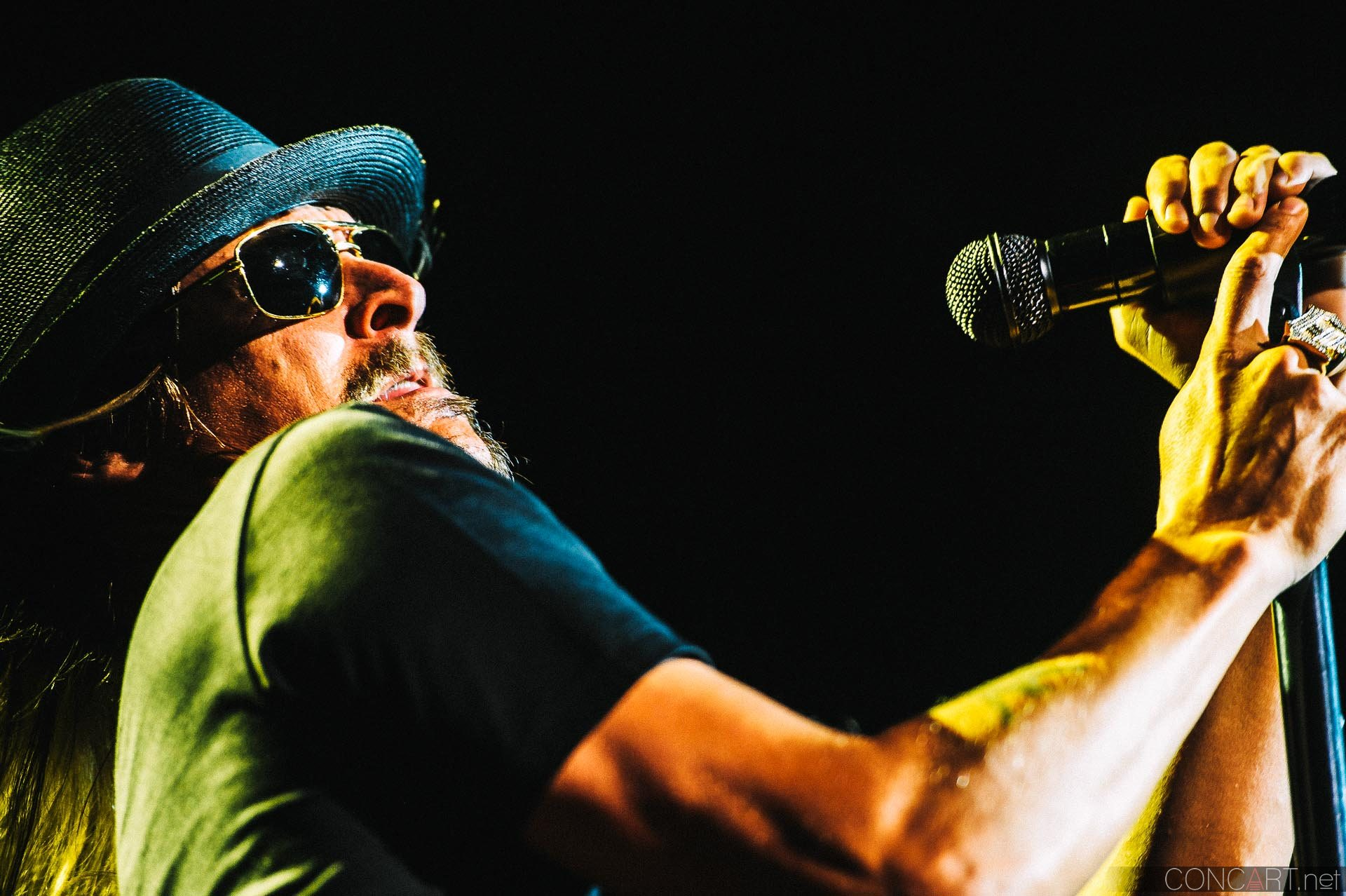 Kid Rock photo by Sean Molin 24