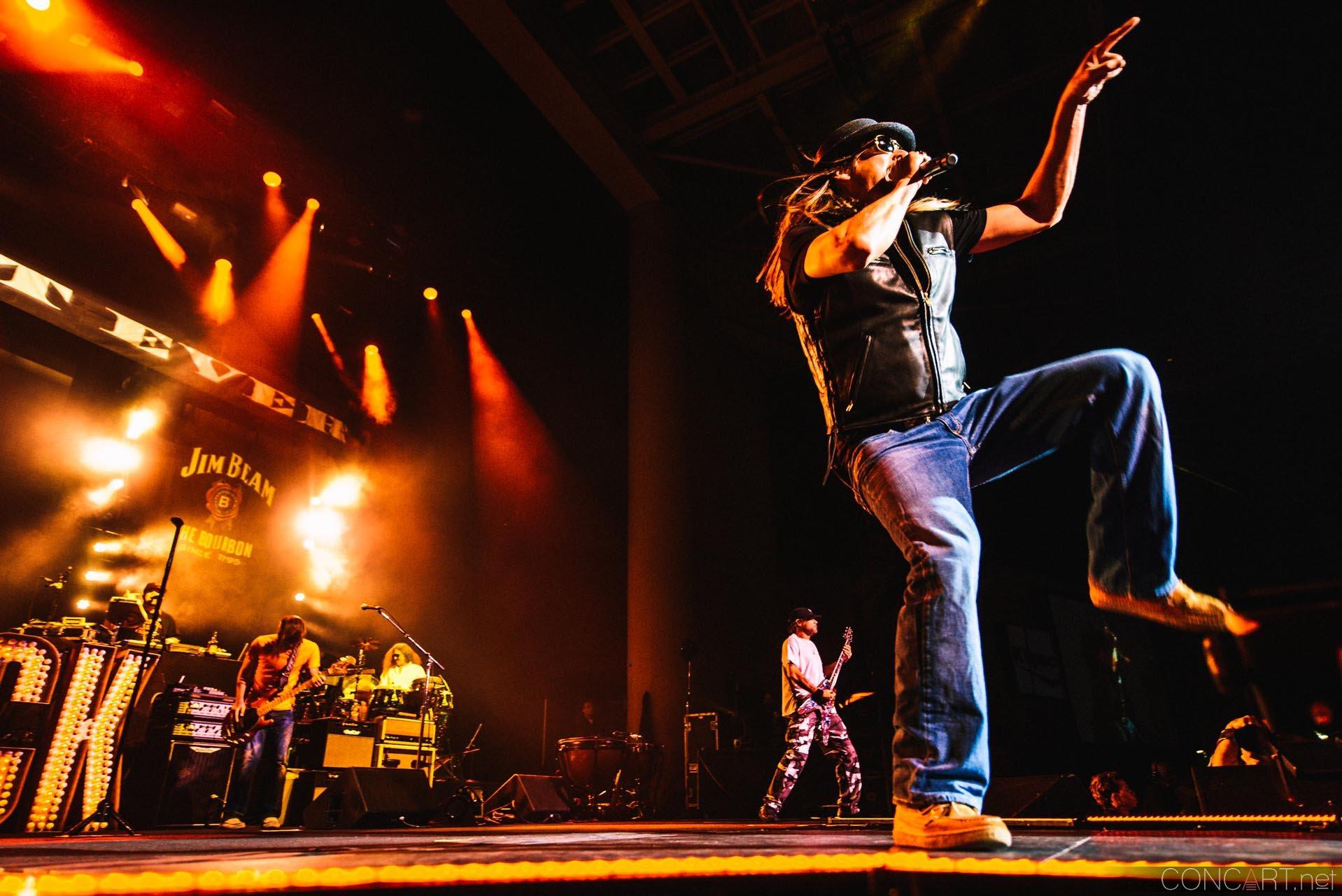 Kid Rock photo by Sean Molin 22