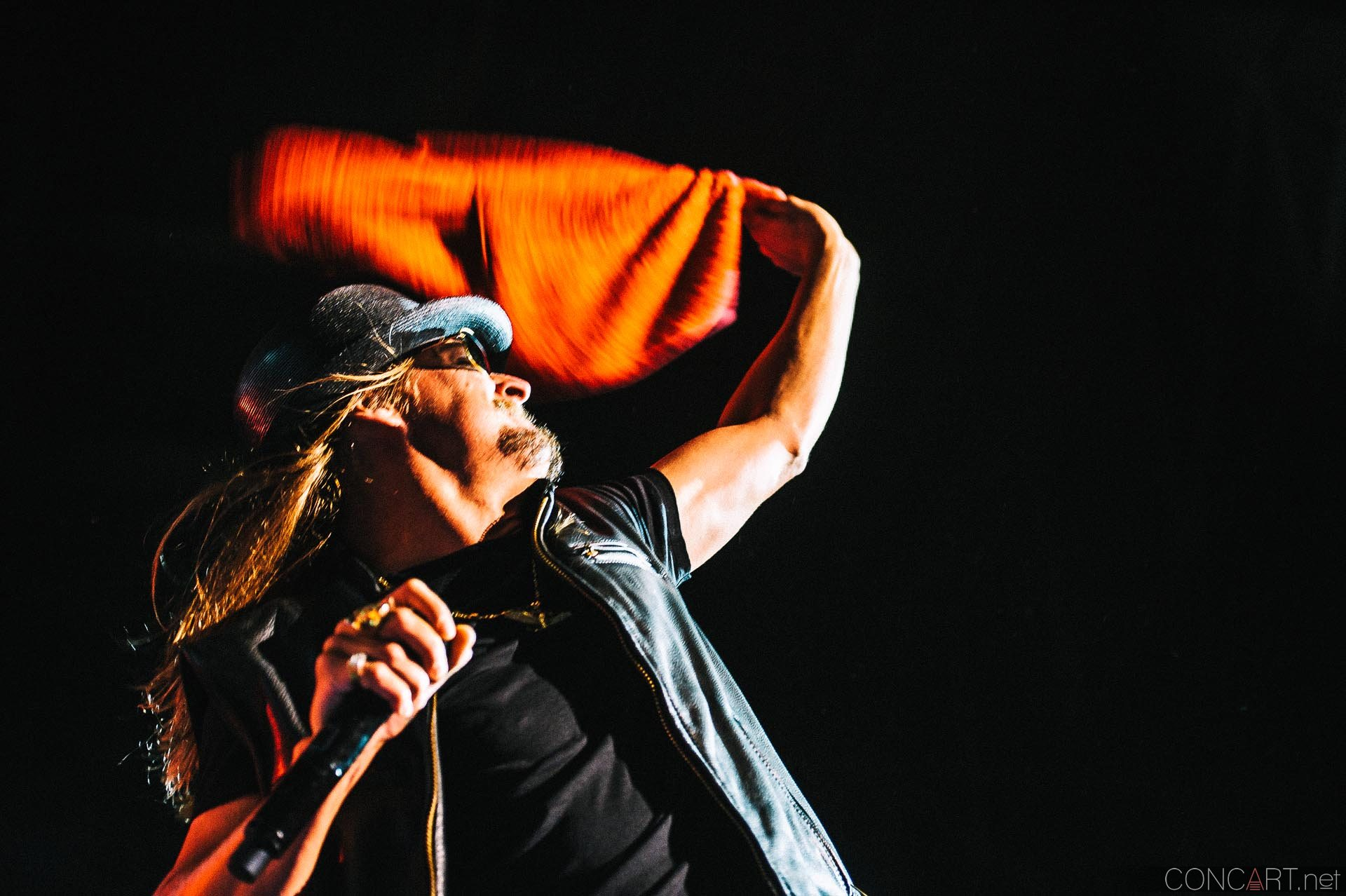 Kid Rock photo by Sean Molin 17