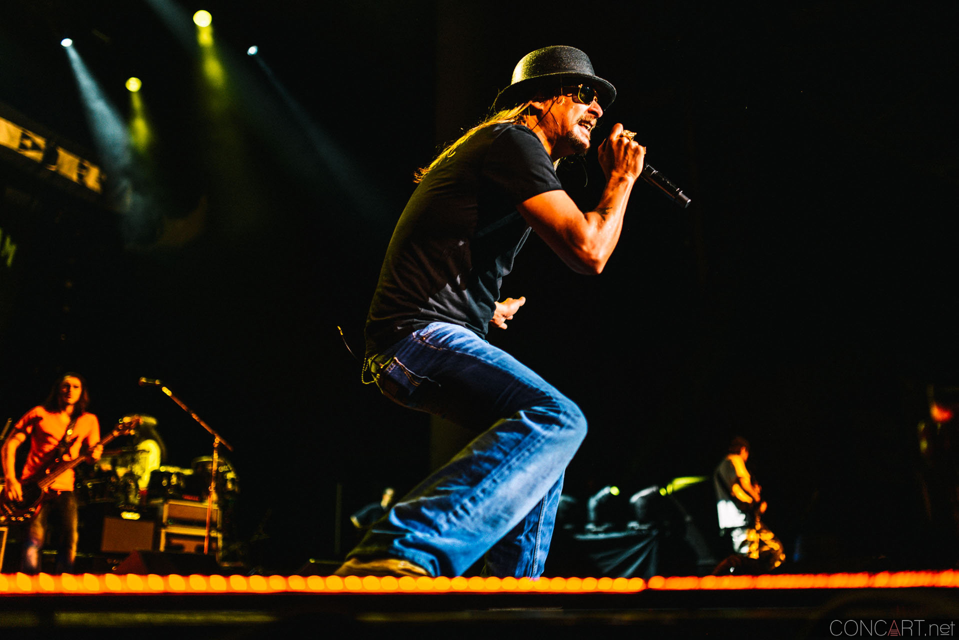 Kid Rock photo by Sean Molin 2