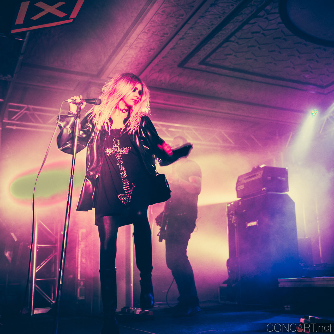 The Pretty Reckless photo by Sean Molin 44