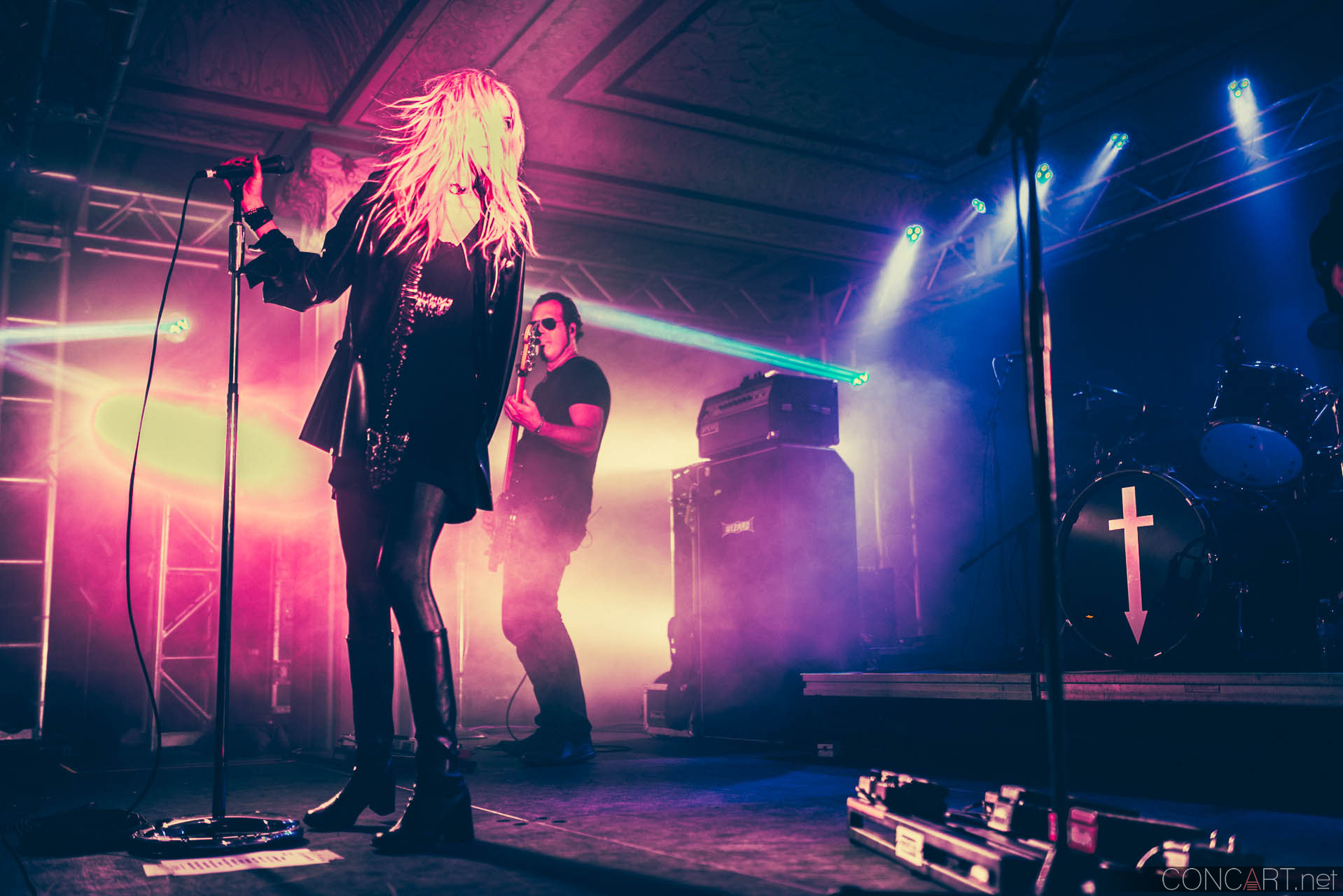 The Pretty Reckless photo by Sean Molin 41