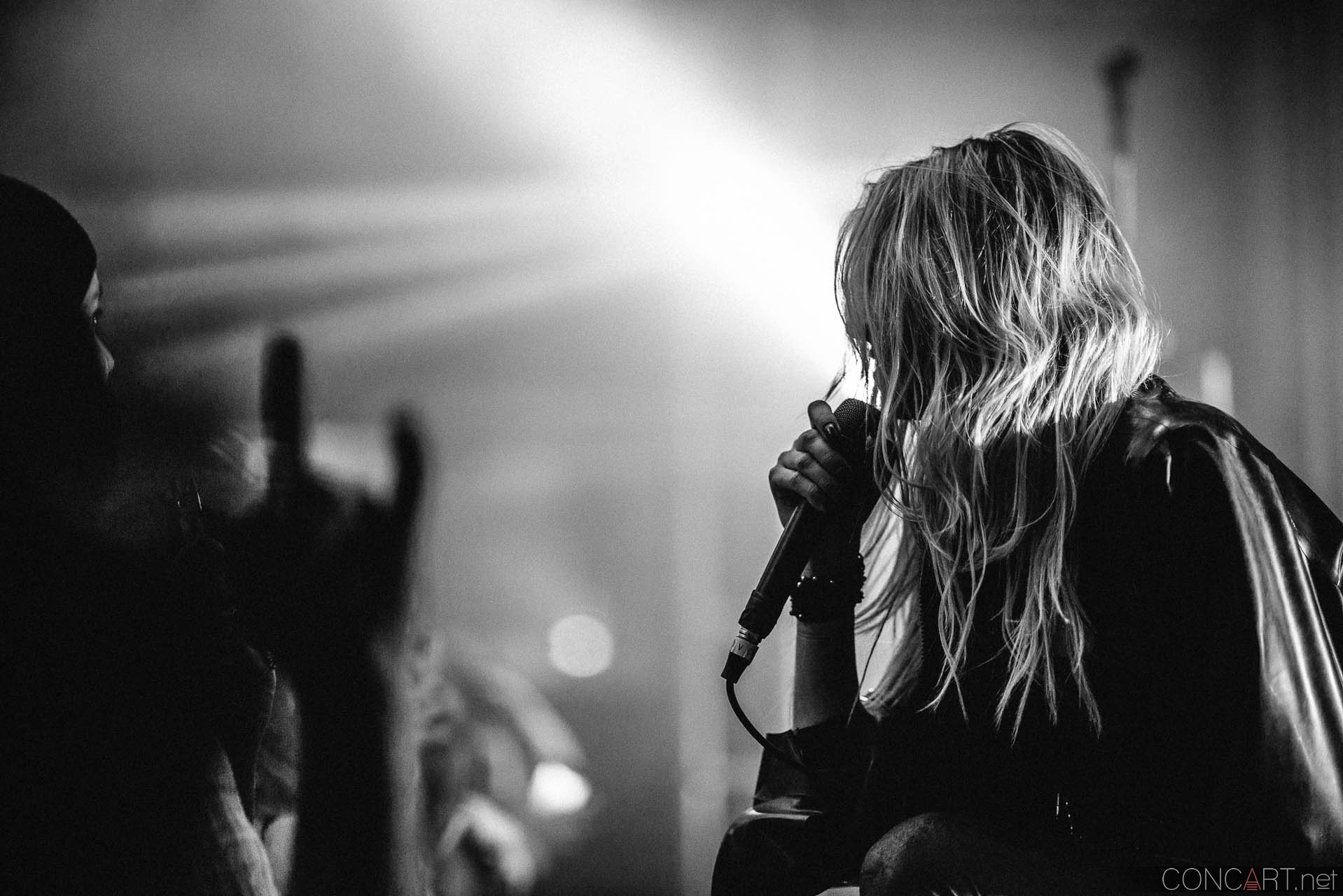The Pretty Reckless photo by Sean Molin 33