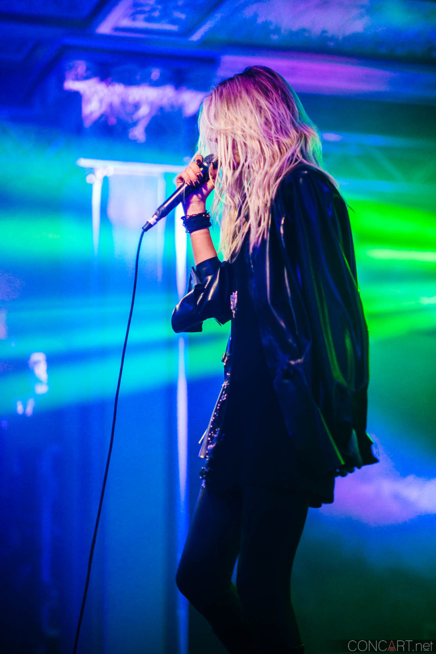 The Pretty Reckless photo by Sean Molin 31
