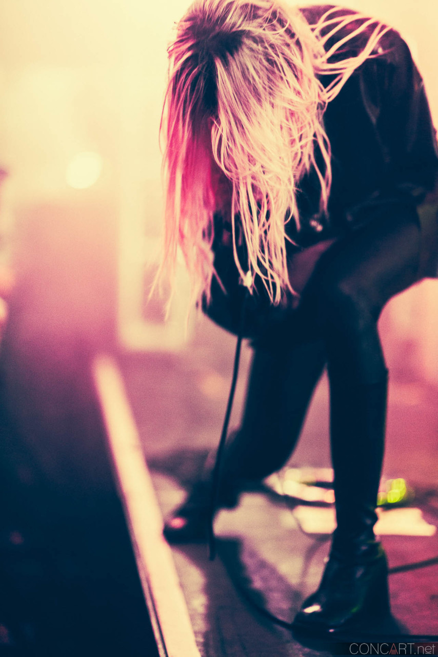 The Pretty Reckless photo by Sean Molin 29