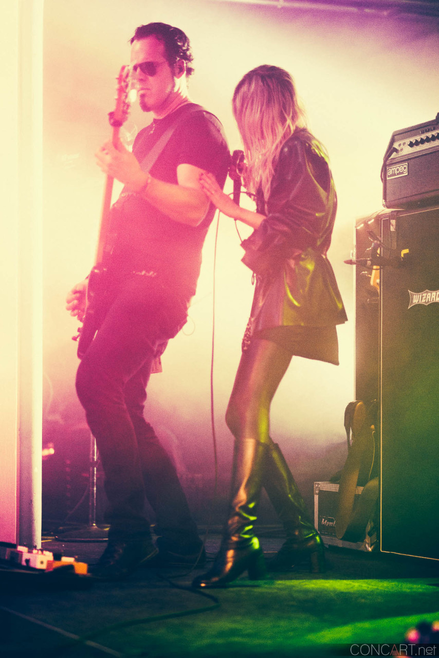 The Pretty Reckless photo by Sean Molin 28