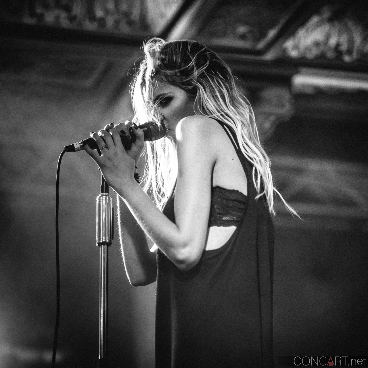 The Pretty Reckless photo by Sean Molin 17
