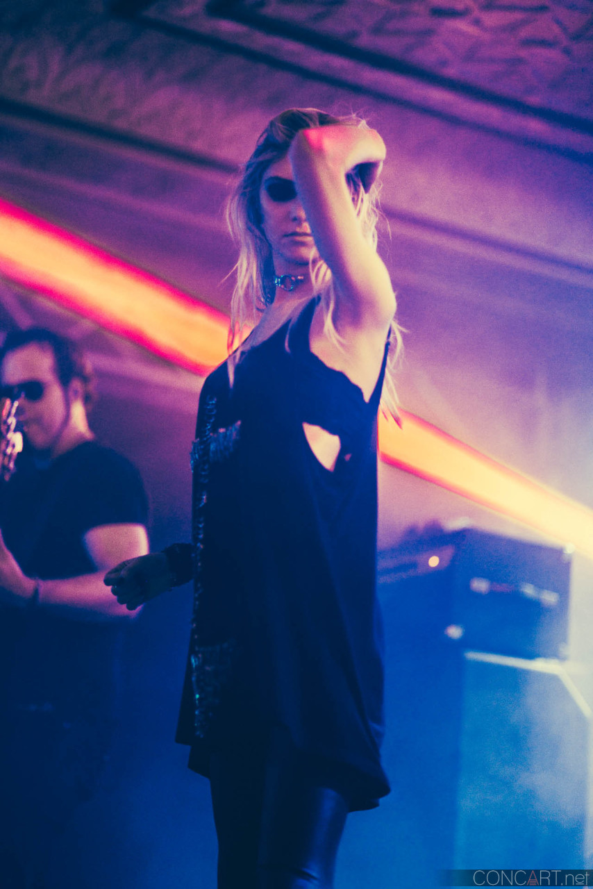 The Pretty Reckless photo by Sean Molin 15