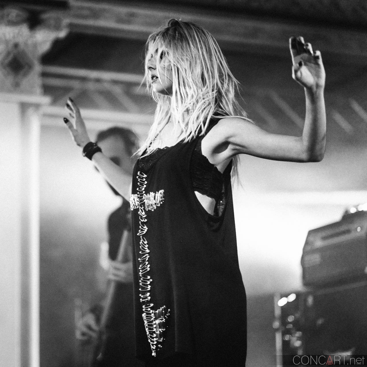The Pretty Reckless photo by Sean Molin 14