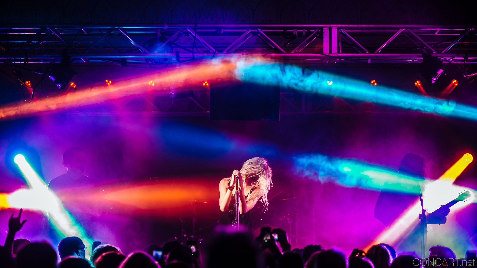 The Pretty Reckless photo by Sean Molin 10