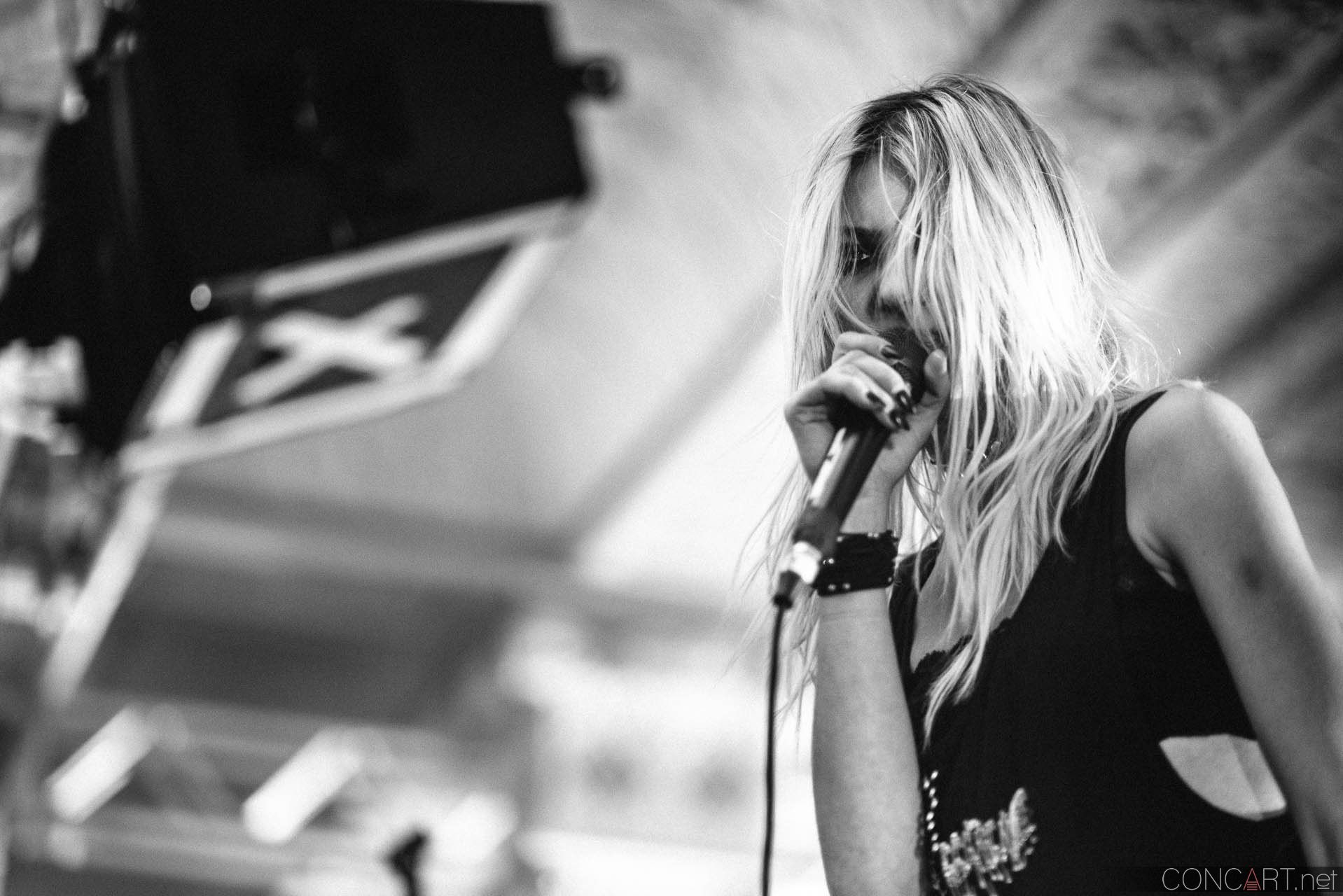 The Pretty Reckless photo by Sean Molin 7
