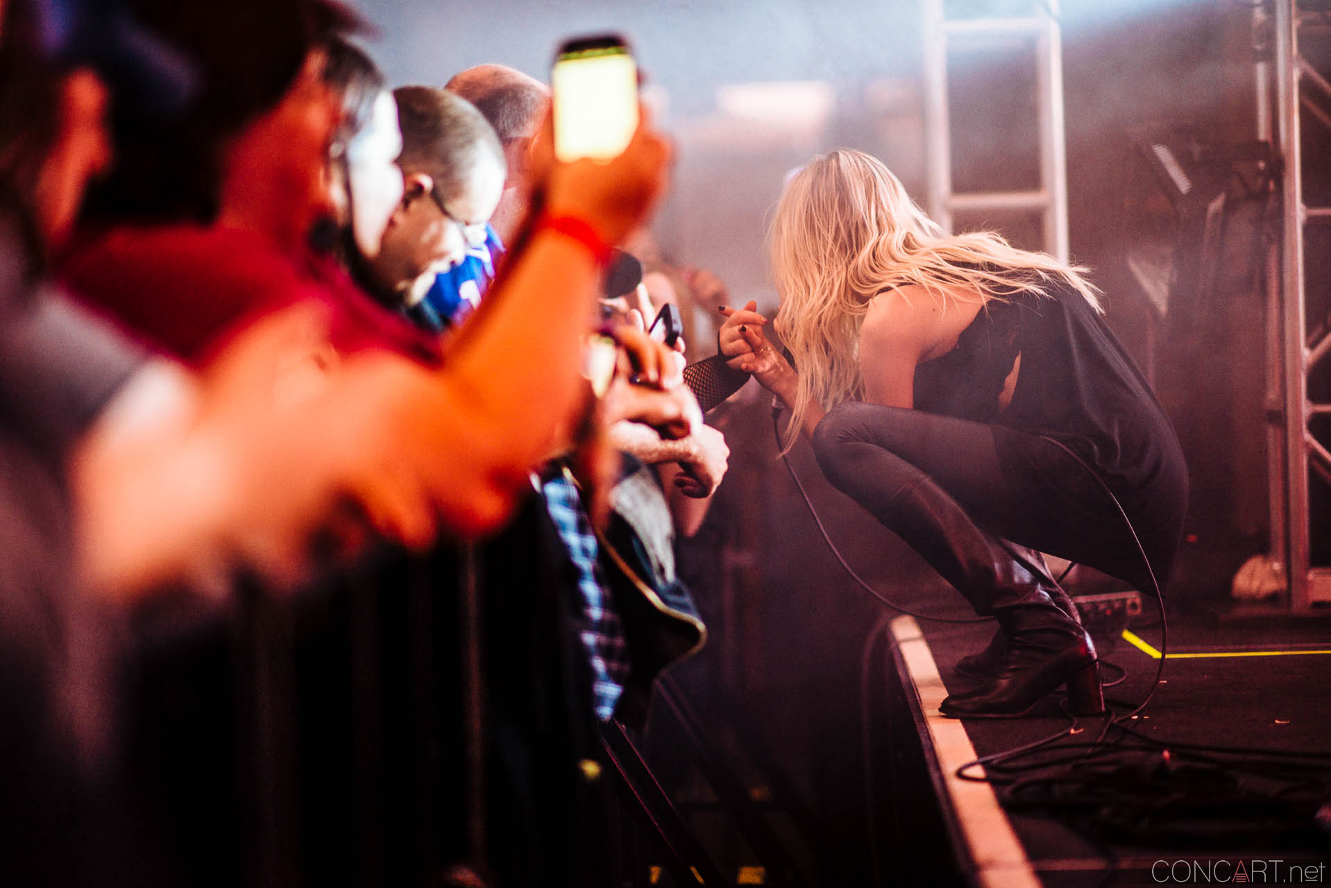 The Pretty Reckless photo by Sean Molin 5