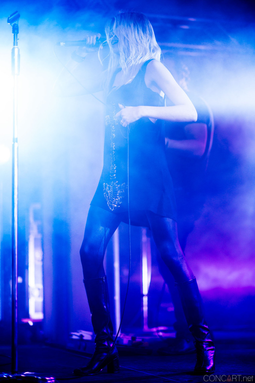 The Pretty Reckless photo by Sean Molin 2