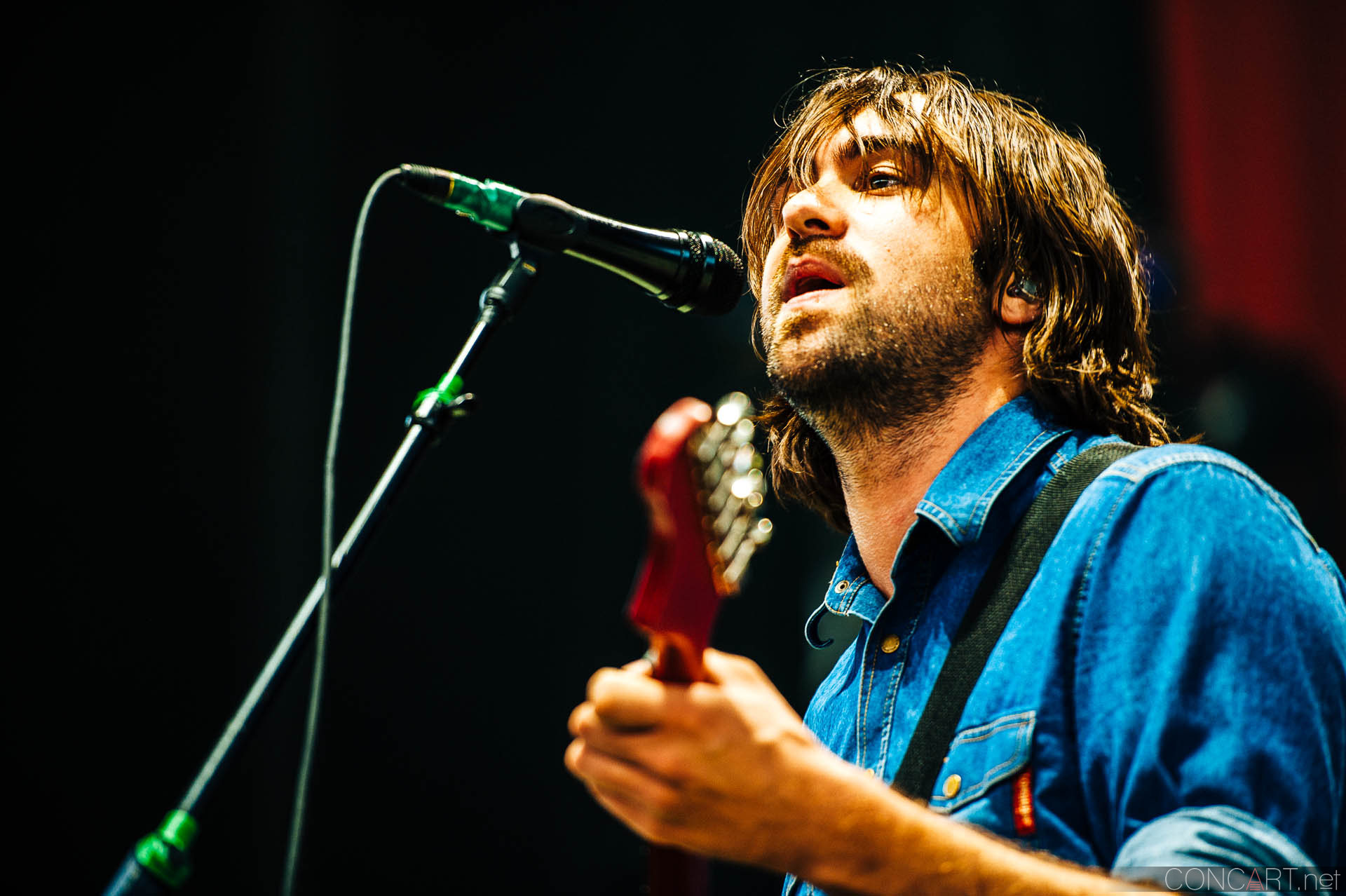 The Vaccines photo by Sean Molin 40