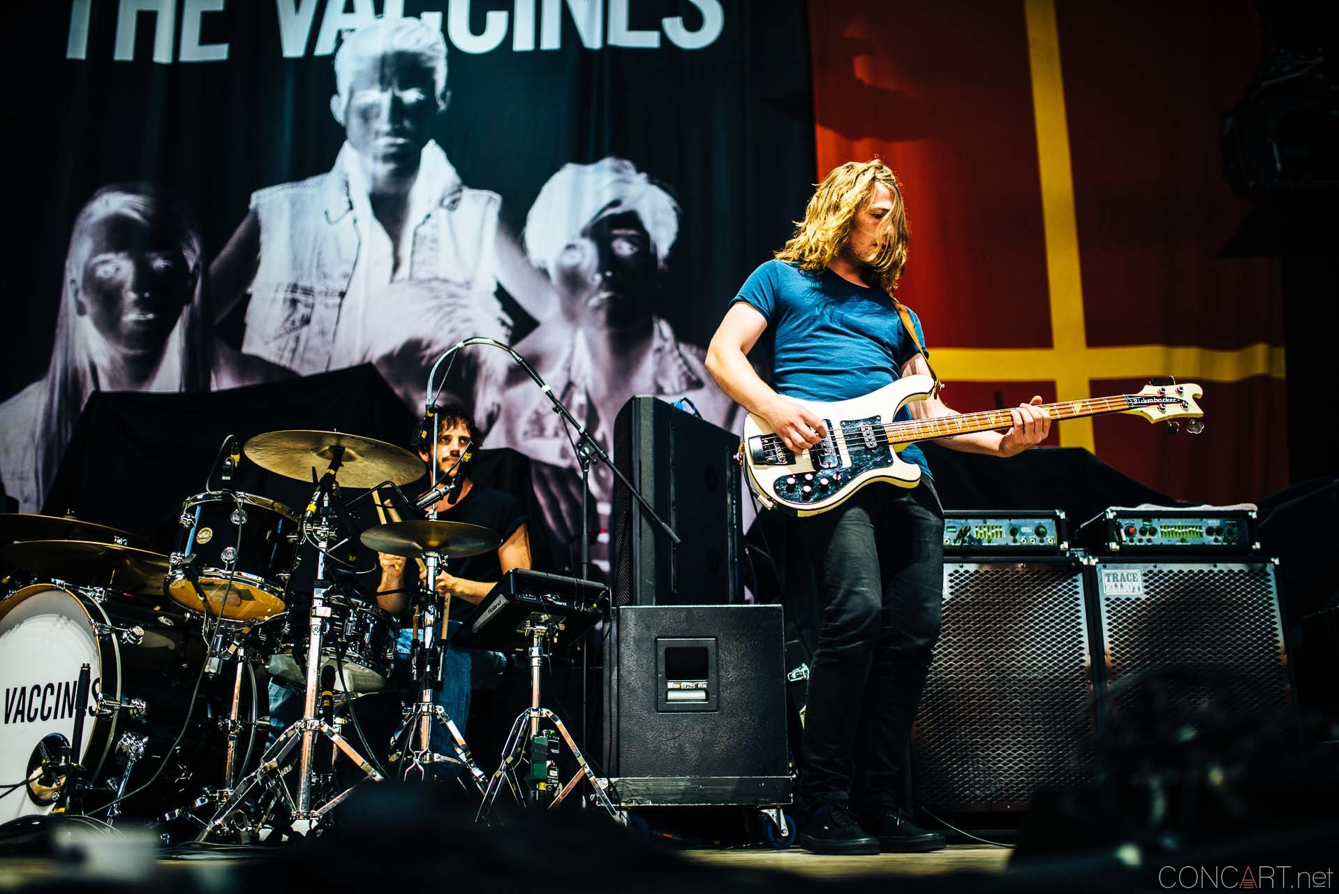 The Vaccines photo by Sean Molin 34