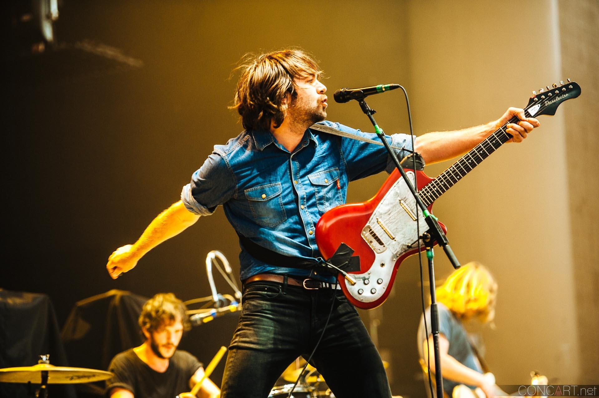 The Vaccines photo by Sean Molin 31