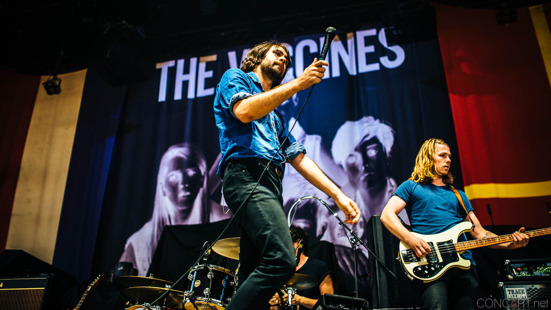 The Vaccines photo by Sean Molin 28