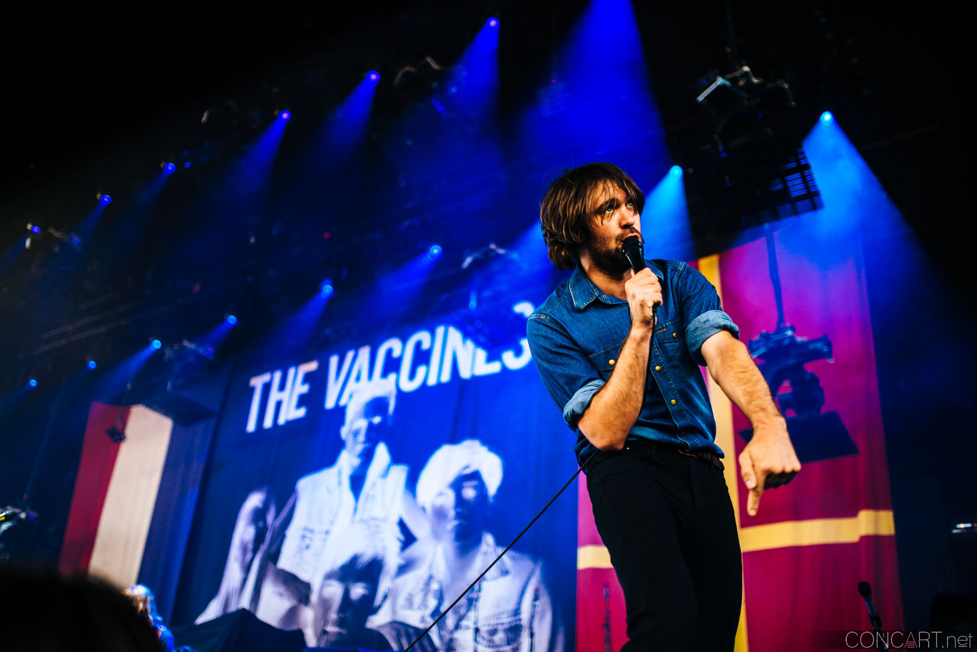 The Vaccines photo by Sean Molin 25