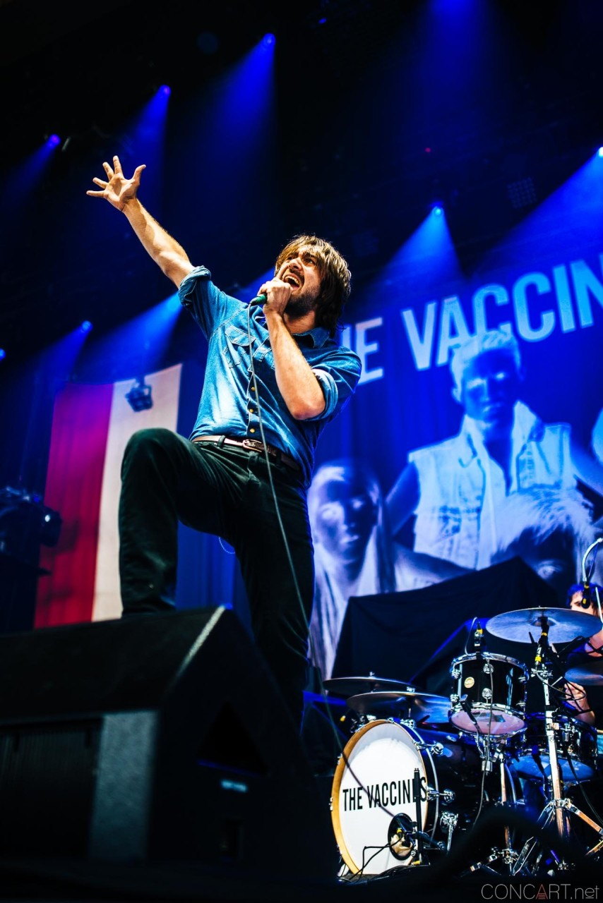 The Vaccines photo by Sean Molin 20
