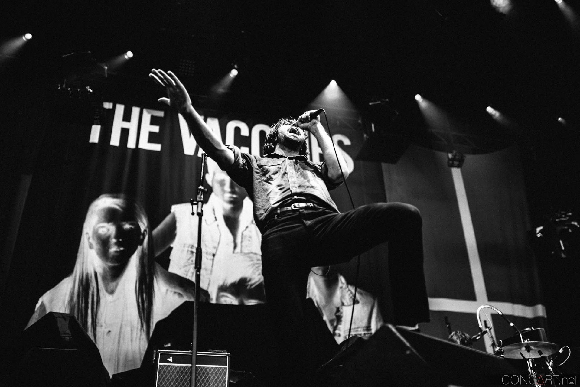 The Vaccines photo by Sean Molin 16