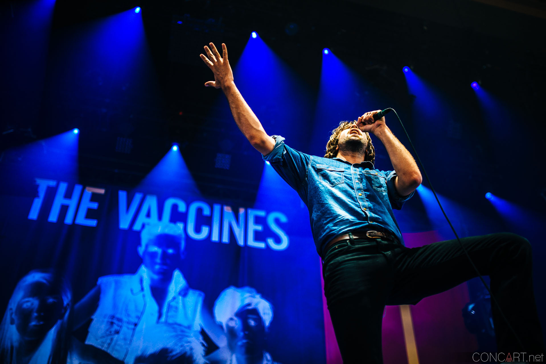 The Vaccines photo by Sean Molin 12