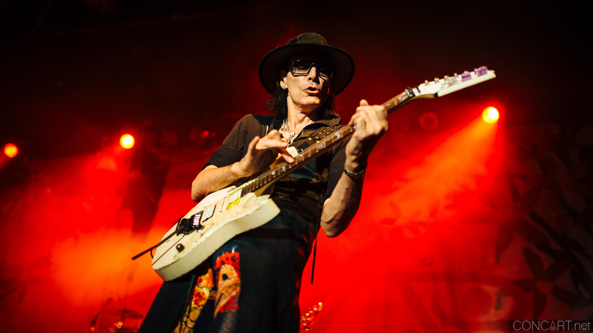 Concert Photos Steve Vai At The Egyptian Room Indianapolis
