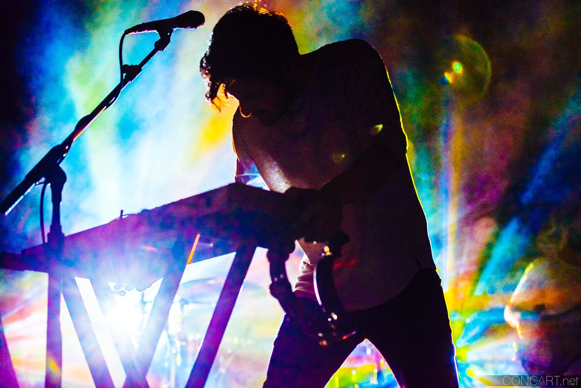 Young The Giant photo by Sean Molin 50