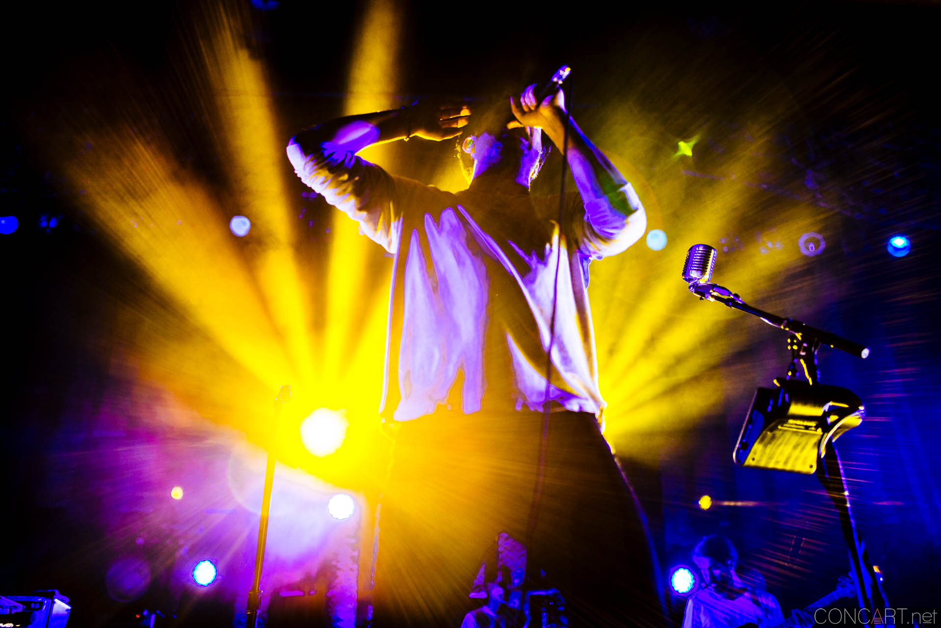 Young The Giant photo by Sean Molin 40