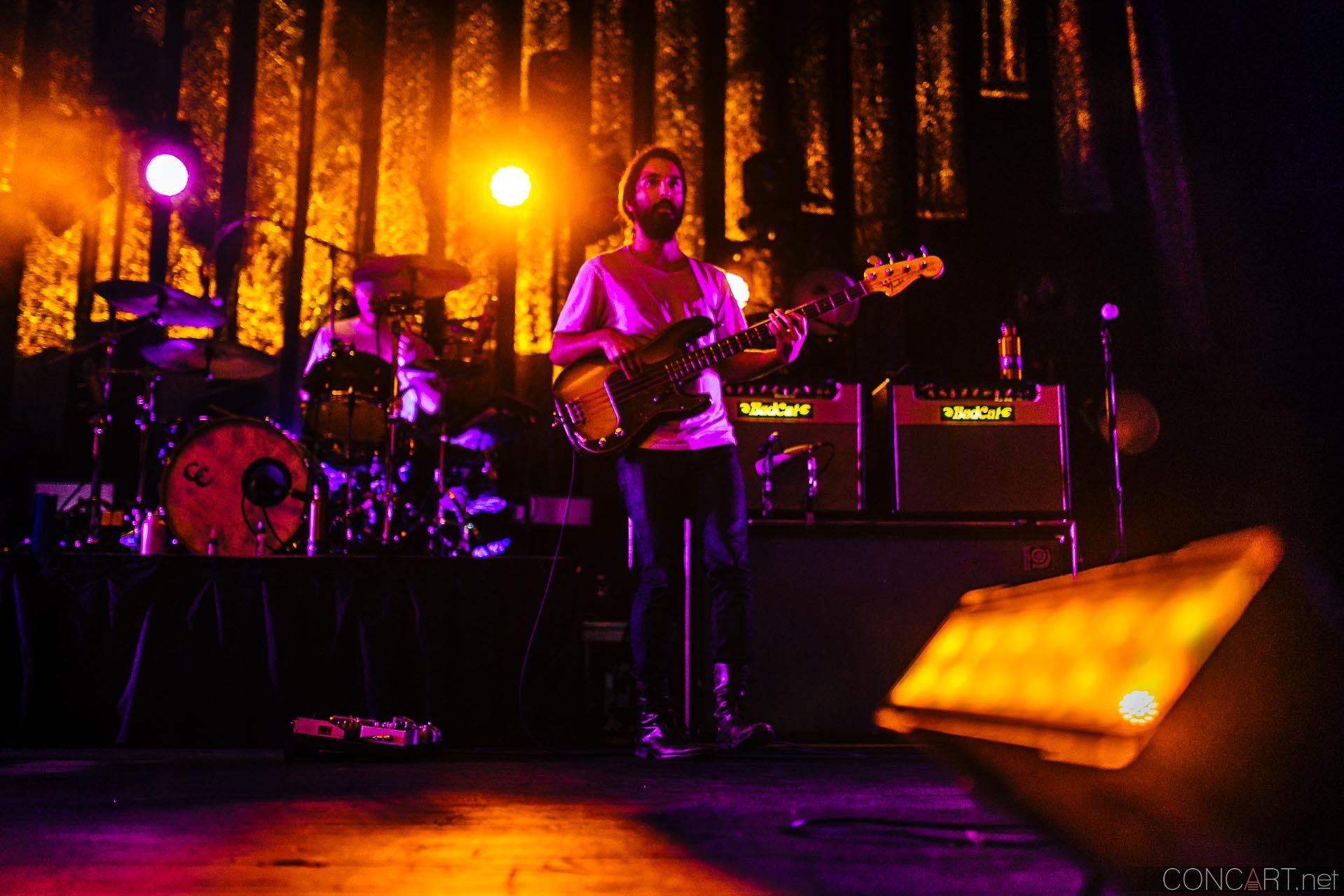 Young The Giant photo by Sean Molin 37
