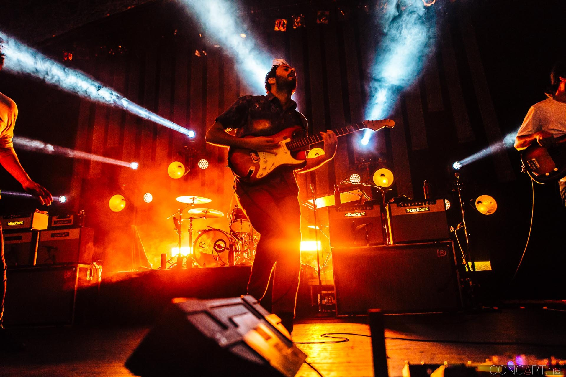 Young The Giant photo by Sean Molin 21