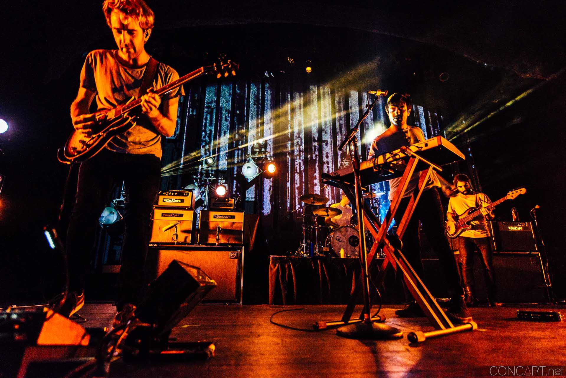 Young The Giant photo by Sean Molin 13