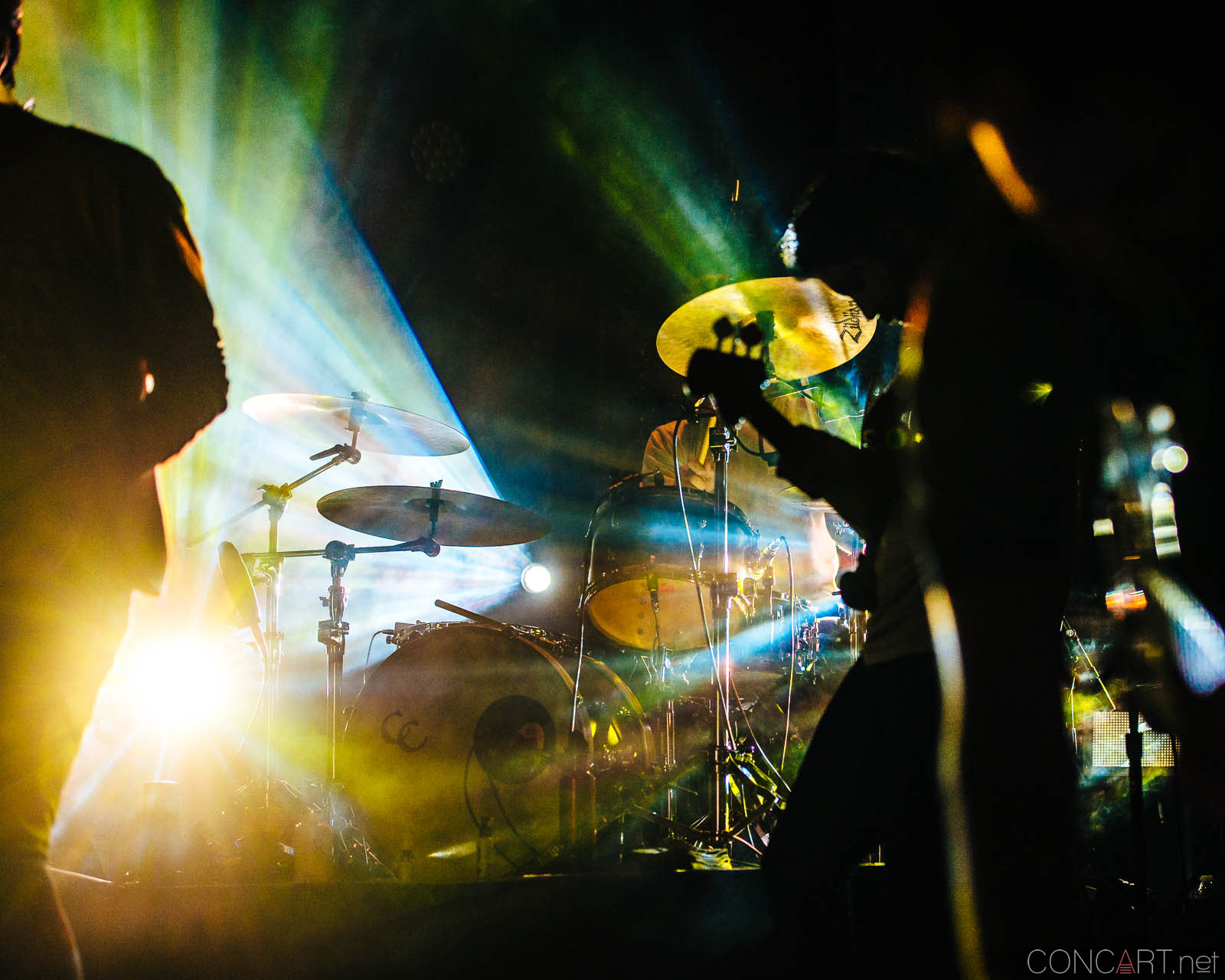Young The Giant photo by Sean Molin 10