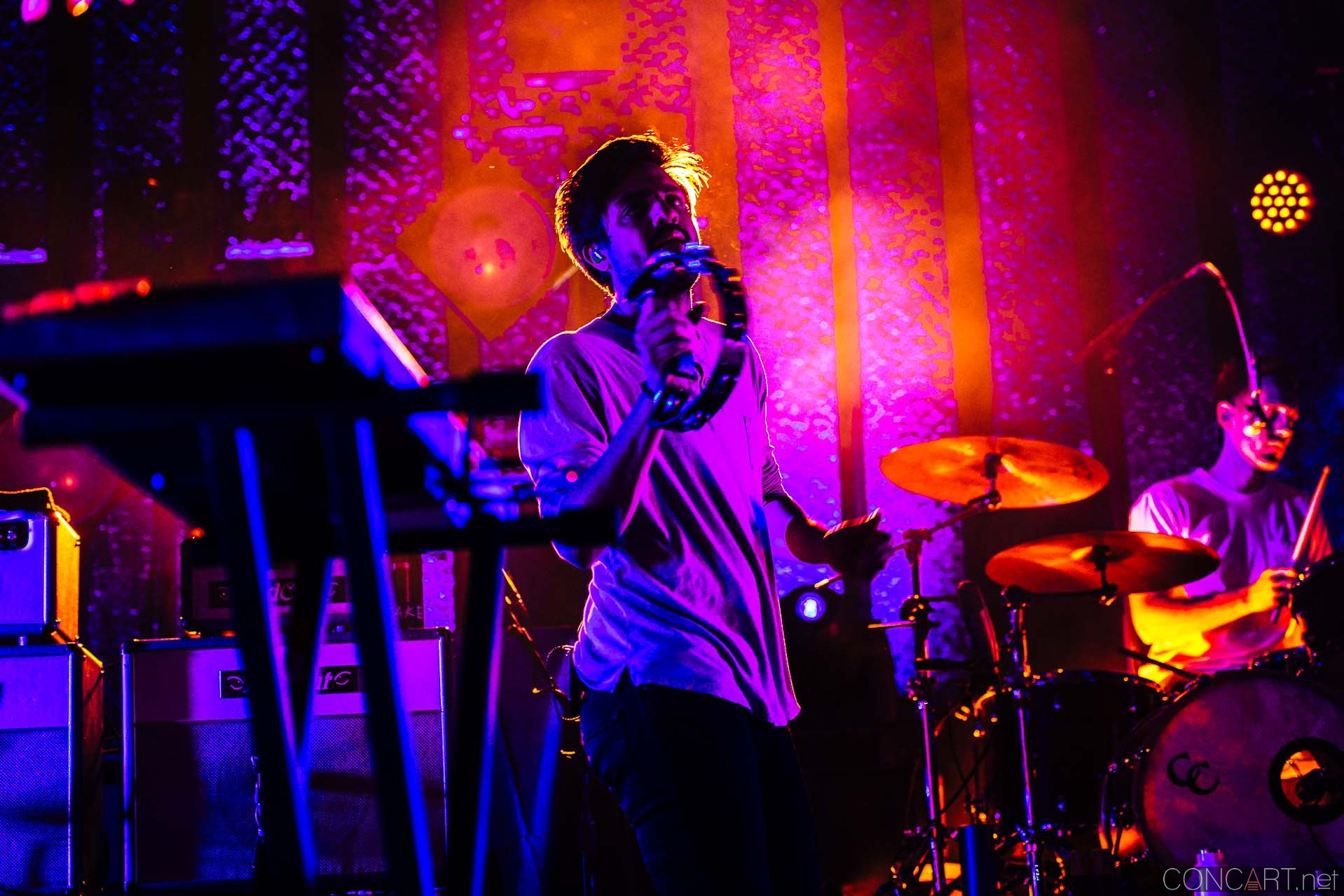 Young The Giant photo by Sean Molin 8