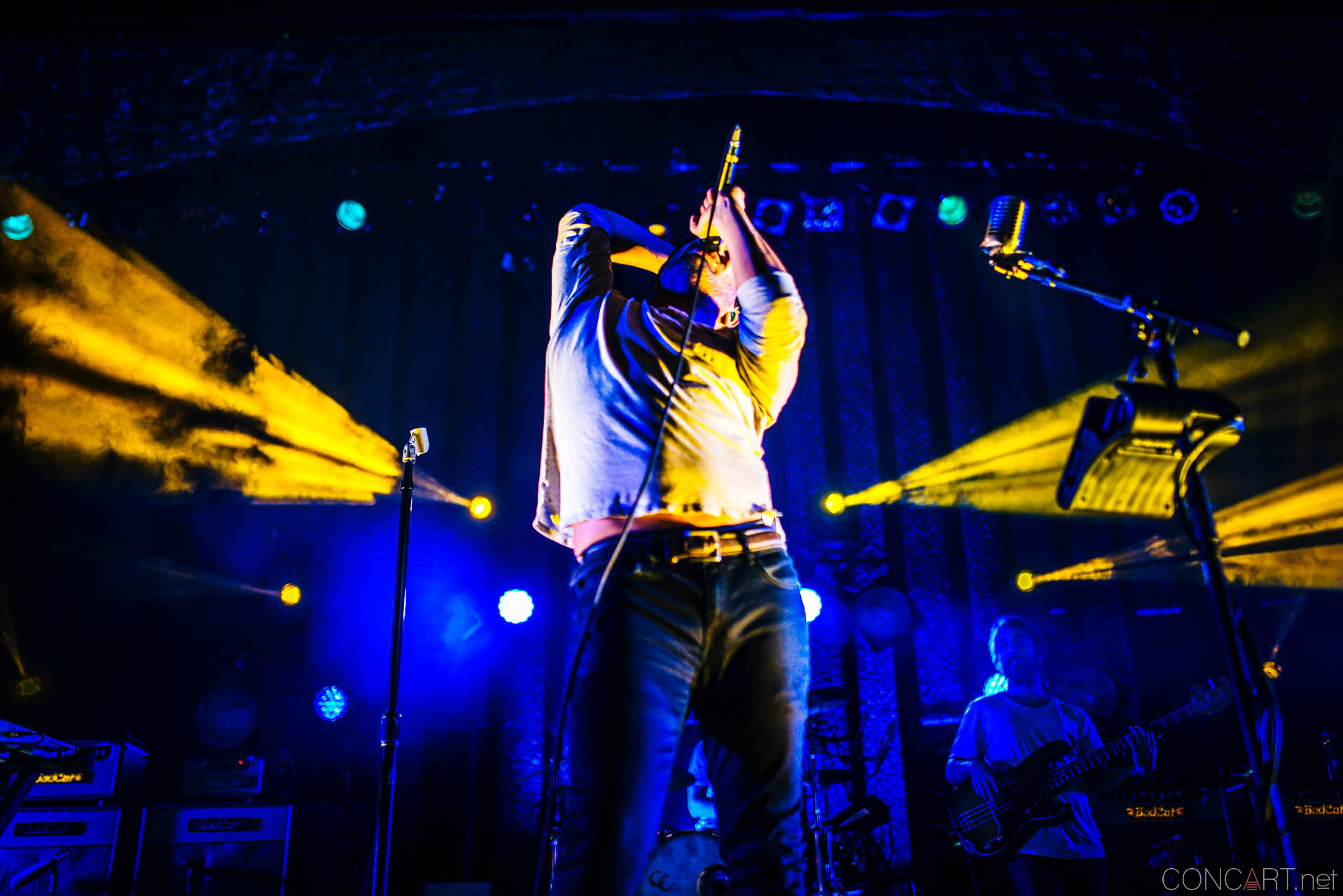 Young The Giant photo by Sean Molin 1