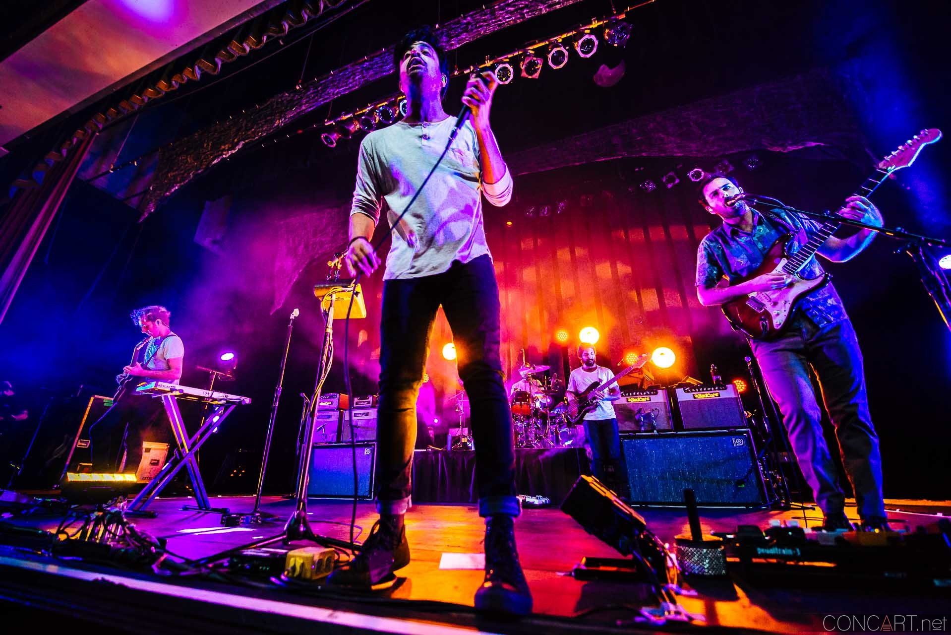 Young The Giant photo by Sean Molin