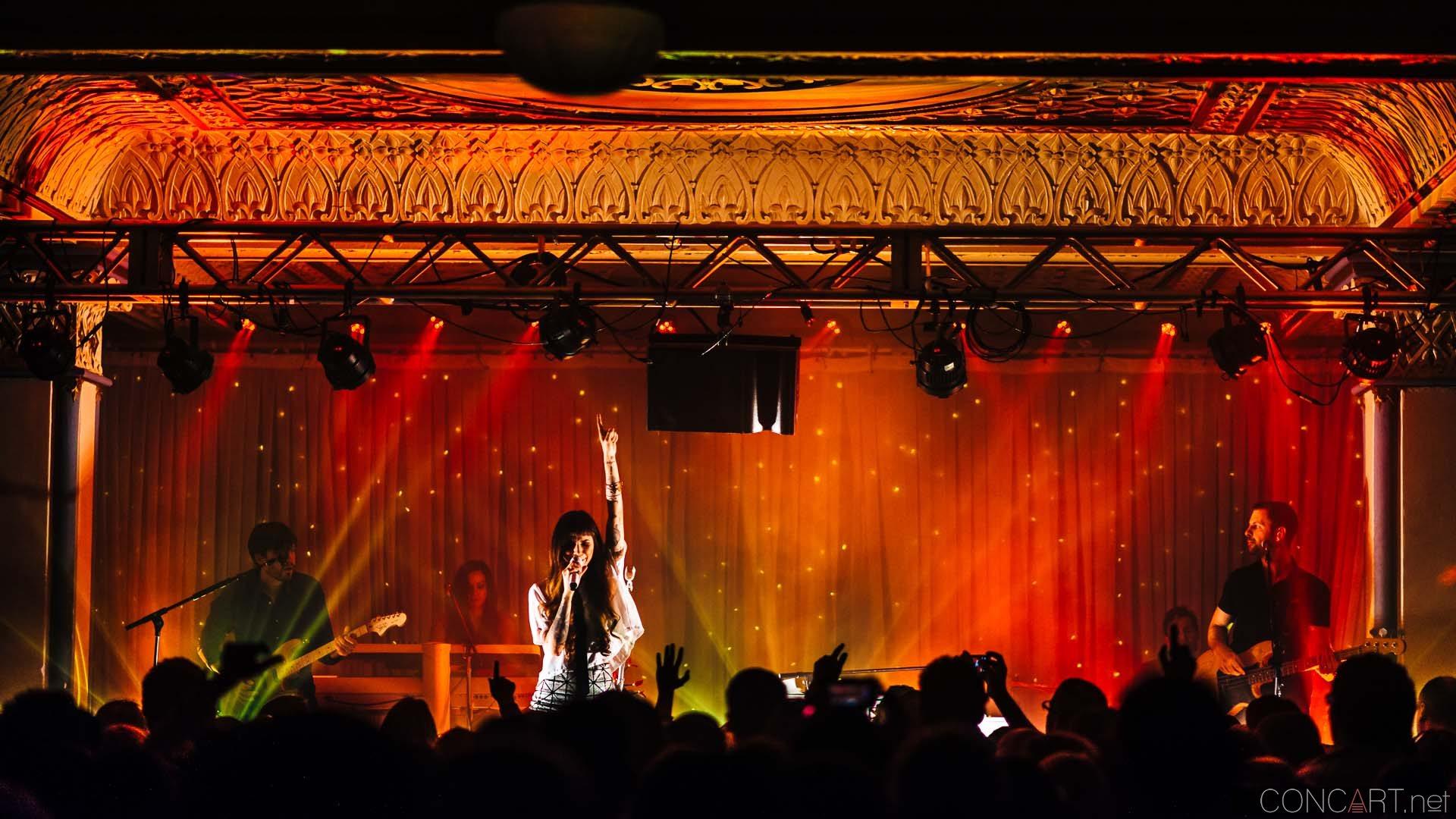 Christina Perri photo by Sean Molin