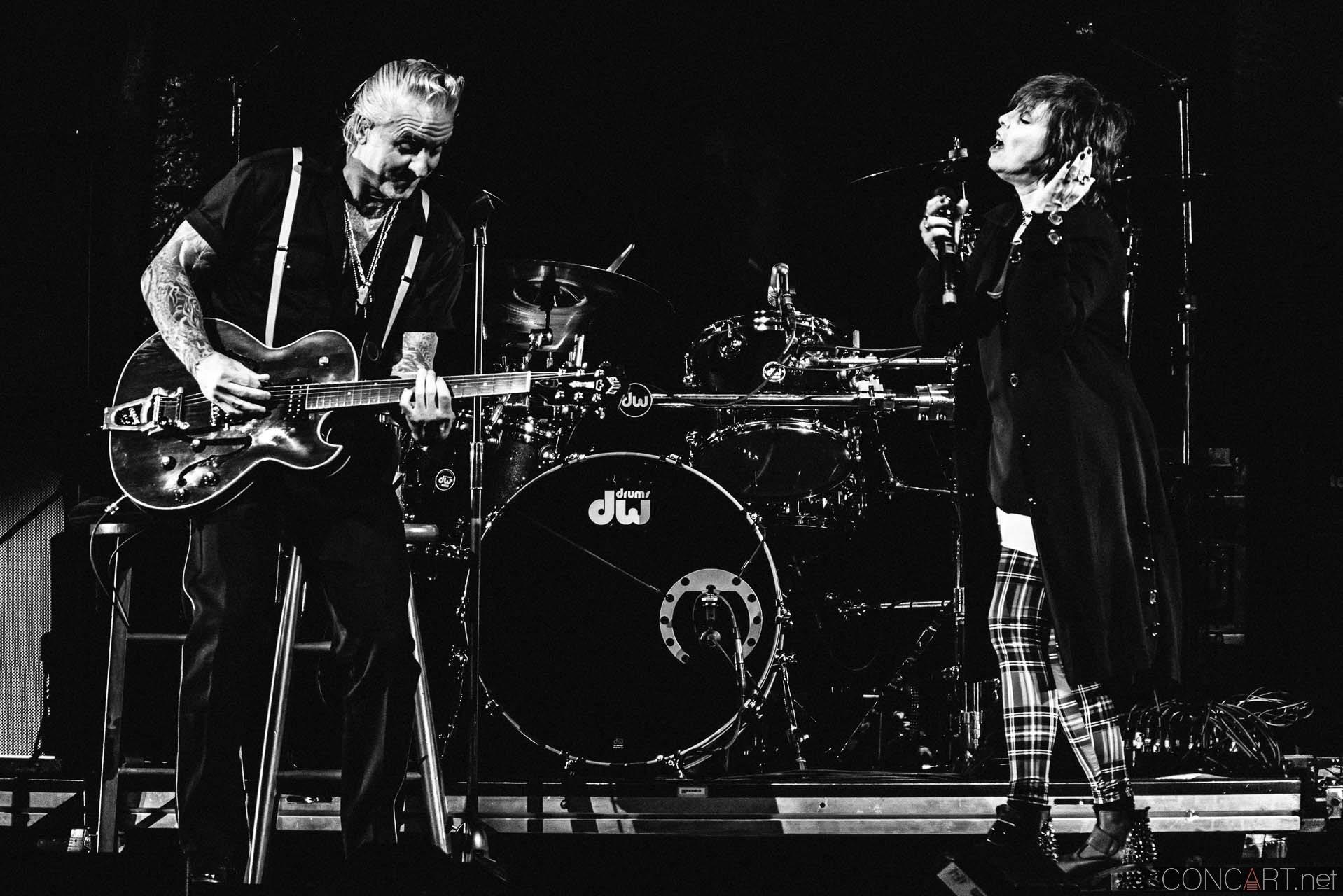 Pat Benatar & Neil Giraldo photo by Sean Molin 2