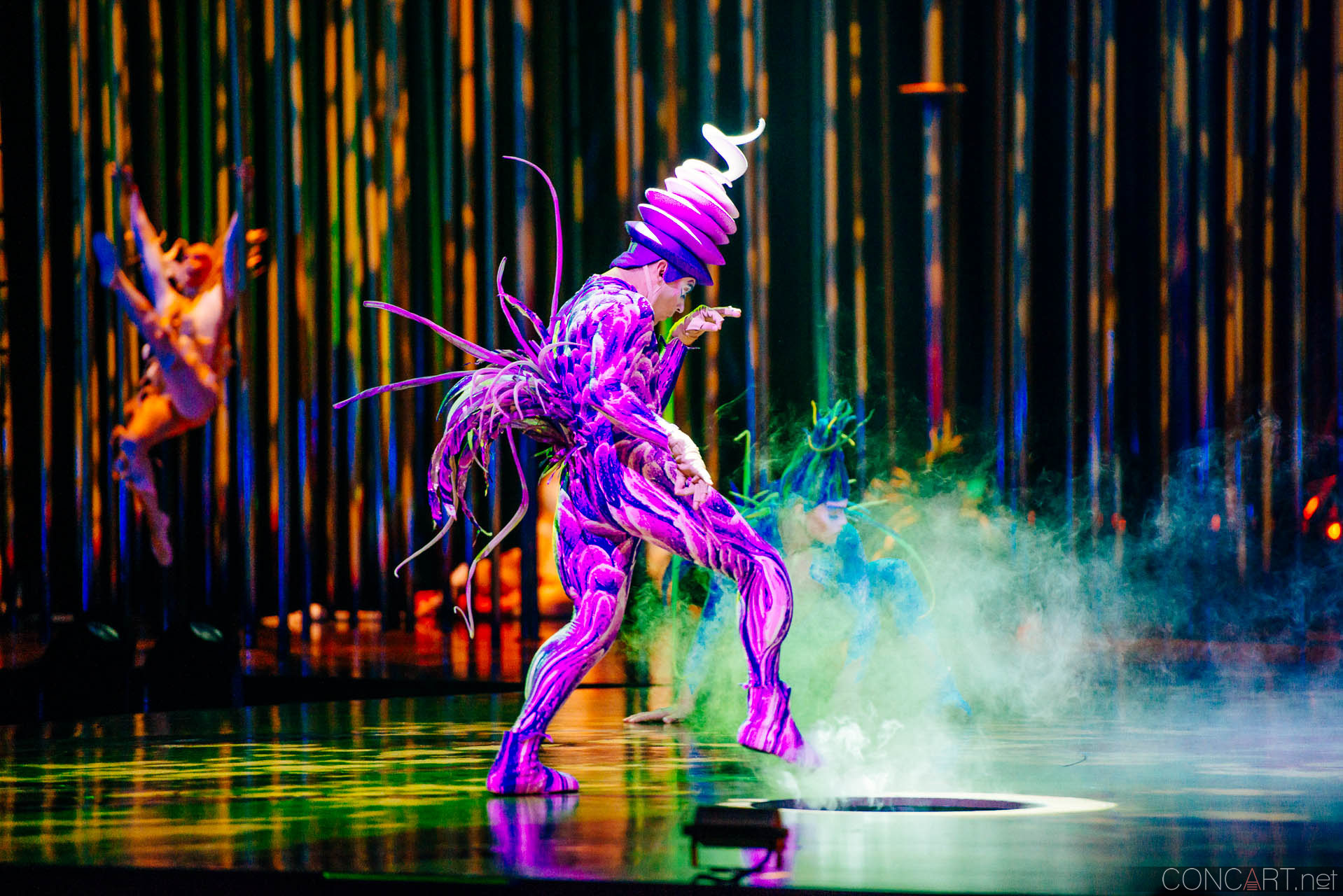Cirque du Soleil photo by Sean Molin 62