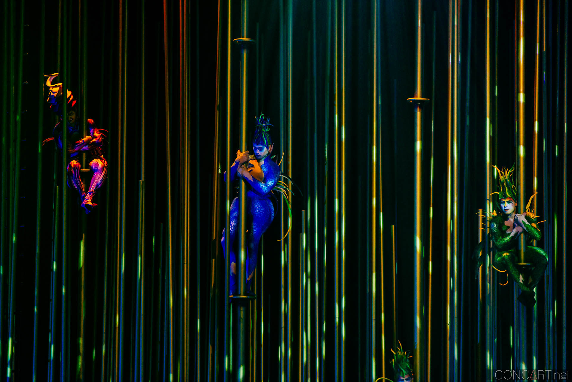 Cirque du Soleil photo by Sean Molin 48
